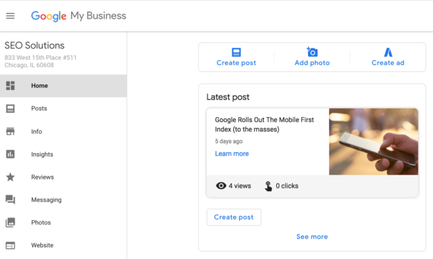 google-my-business-dashboard-screenshot