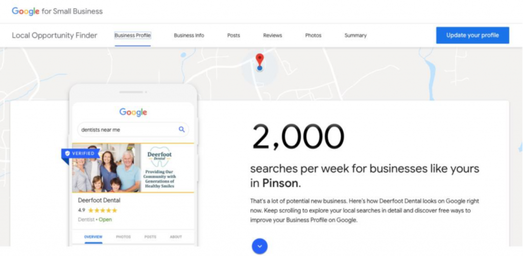 google-for-small-business-profile