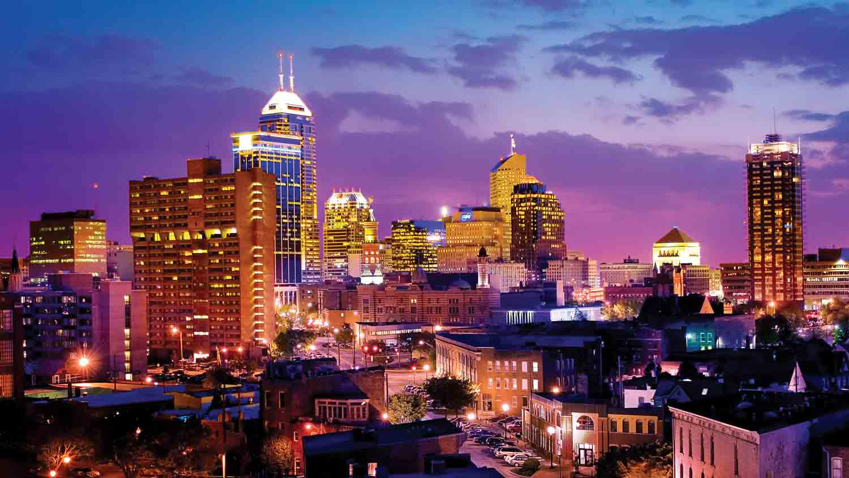 Indianapolis-Indiana